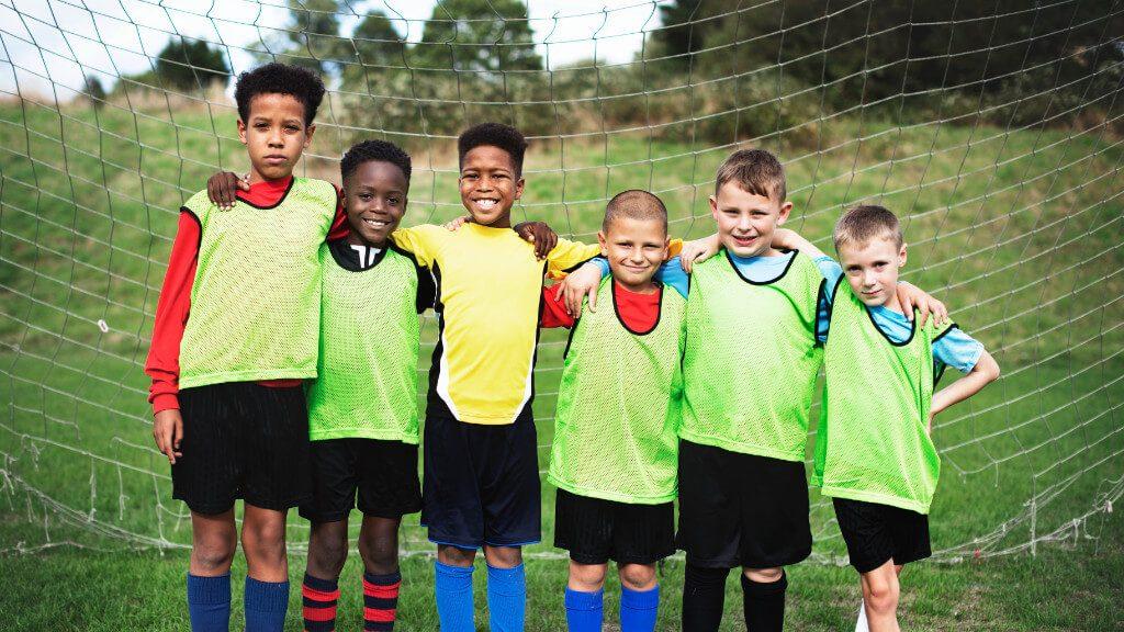 αθλητισμός και παιδιά